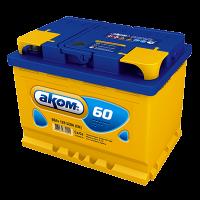 Аком 6СТ-60Аh (обратная полярность)
