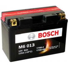 Аккумулятор Bosch M6 AGM 013 8Ah +/-