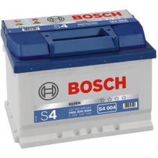 Аккумулятор Bosch S4 Silver 004 60Ah -/+