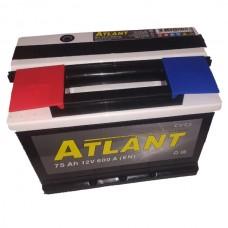 Atlant 6СТ-75Ah Evro
