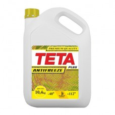 Антифриз TETA PLUS 10кг желтый