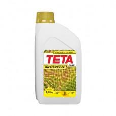 Антифриз TETA PLUS 1кг желтый
